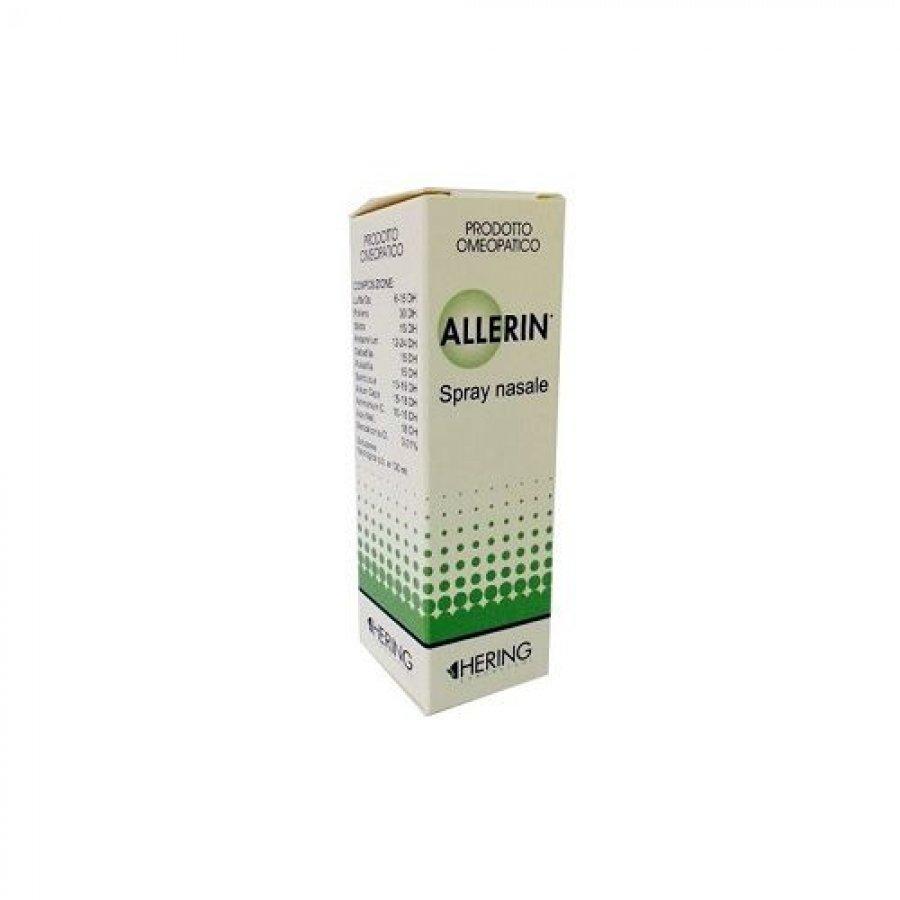 ALLERIN Spray Nasale Gtt 15 ml gocce