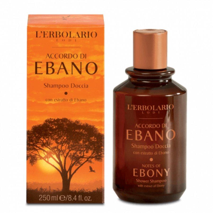 L'ERBOLARIO SRL L'Erbolario ACCORDO DI EBANO Shampoo Doccia 250 ml
