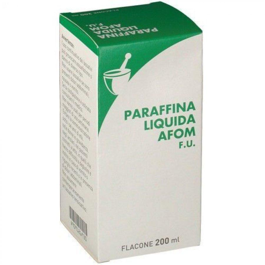 A.F.O.M Paraffina Liquida 200ml