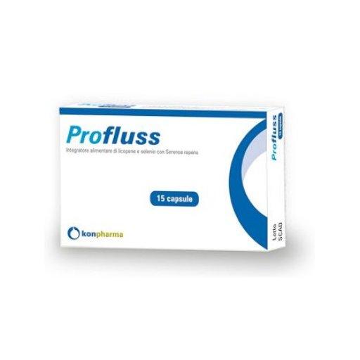 Profluss - integratore - 15 capsule