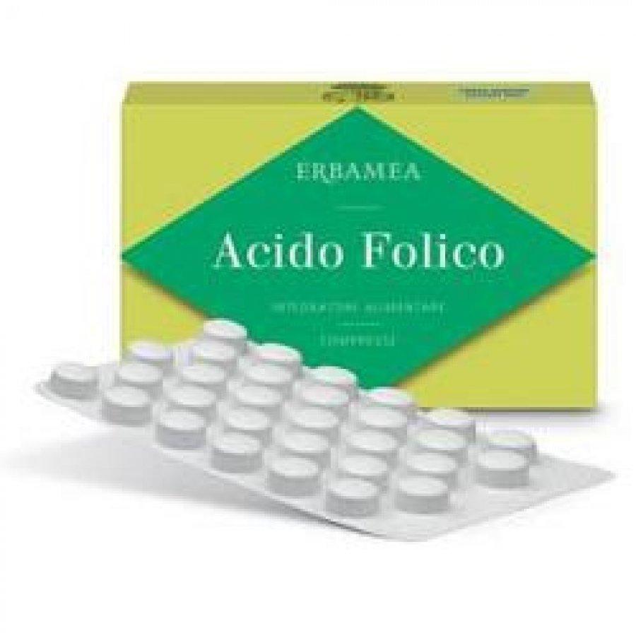 Acido Folico - Erbamea - 90 Compresse 18g