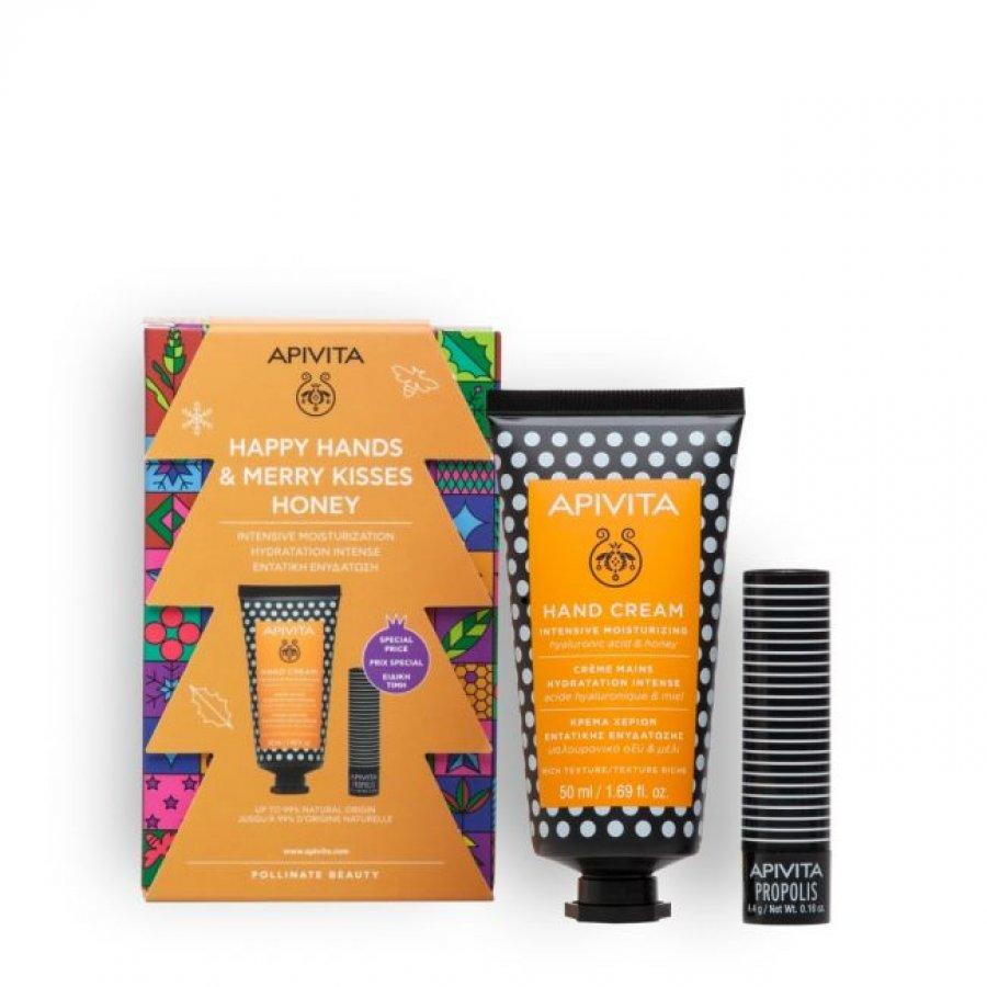 Apivita Pro Hand Honey&lip
