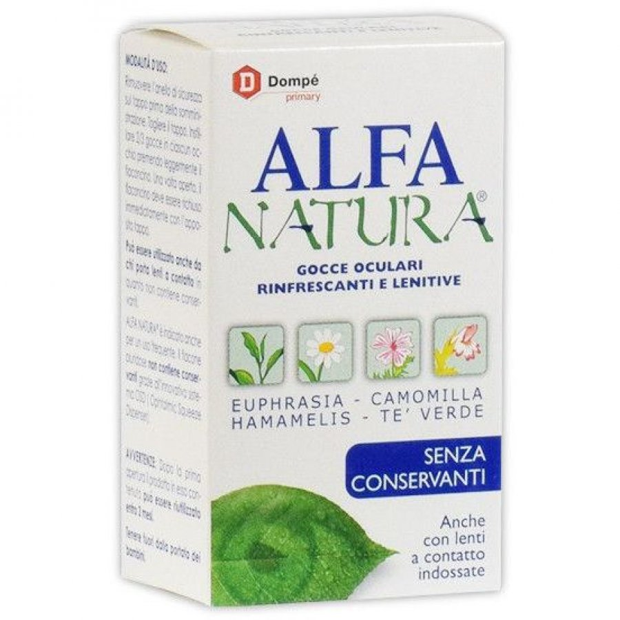 Alfa Natura 10ml