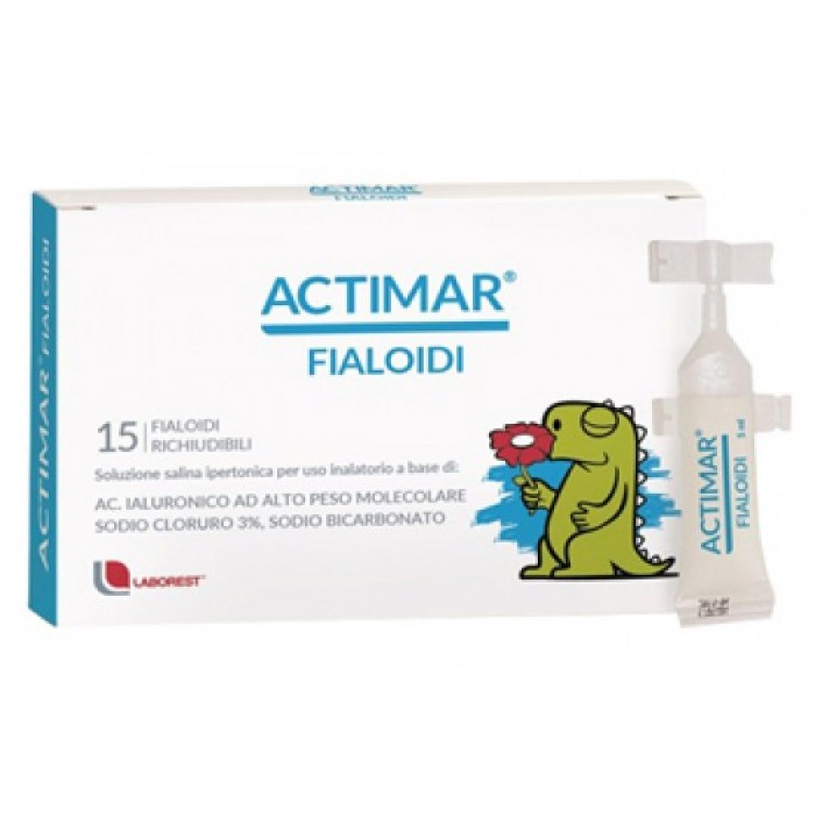 Actimar 15 Fialoidi da 5ml