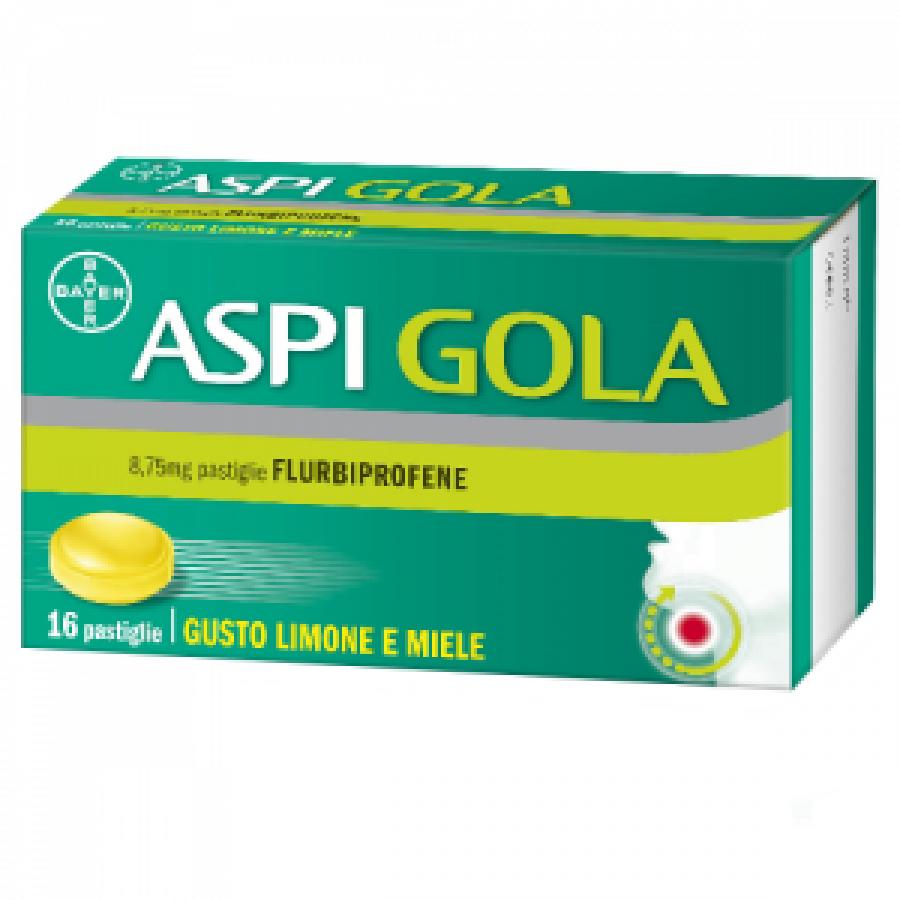 ASPI GOLA*16 - Pastiglie gusto Limone e Miele