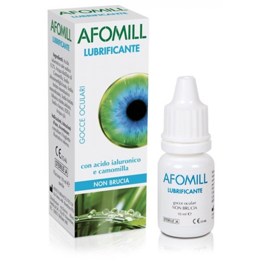 Afomill Lubrificante Gocce Oculari 10ml