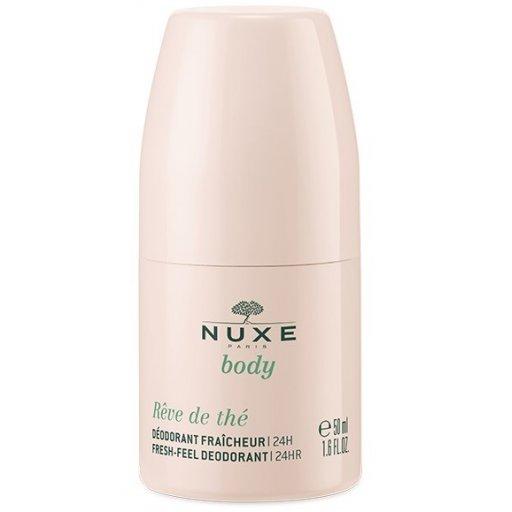 Nuxe Rêve De Thé - Deodorante Protezione 24H - 50ml.