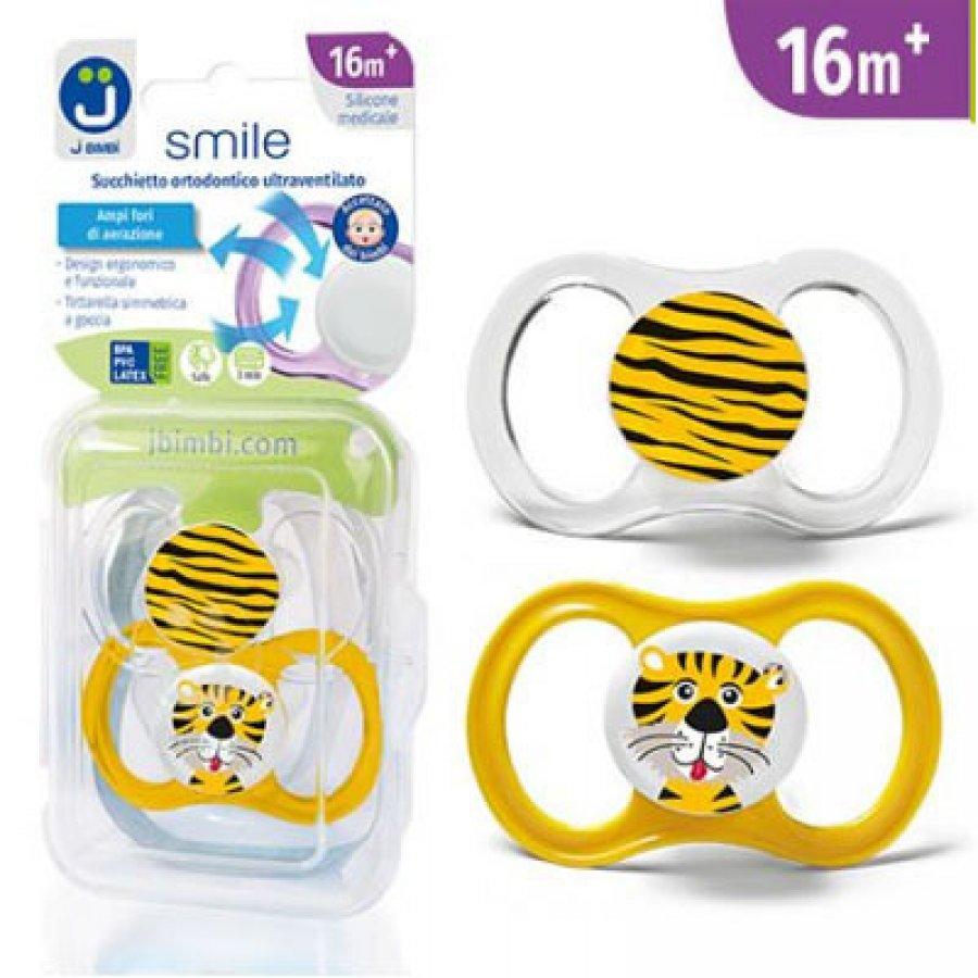 J Bimbi Smile Succh 16m+ Tig2p