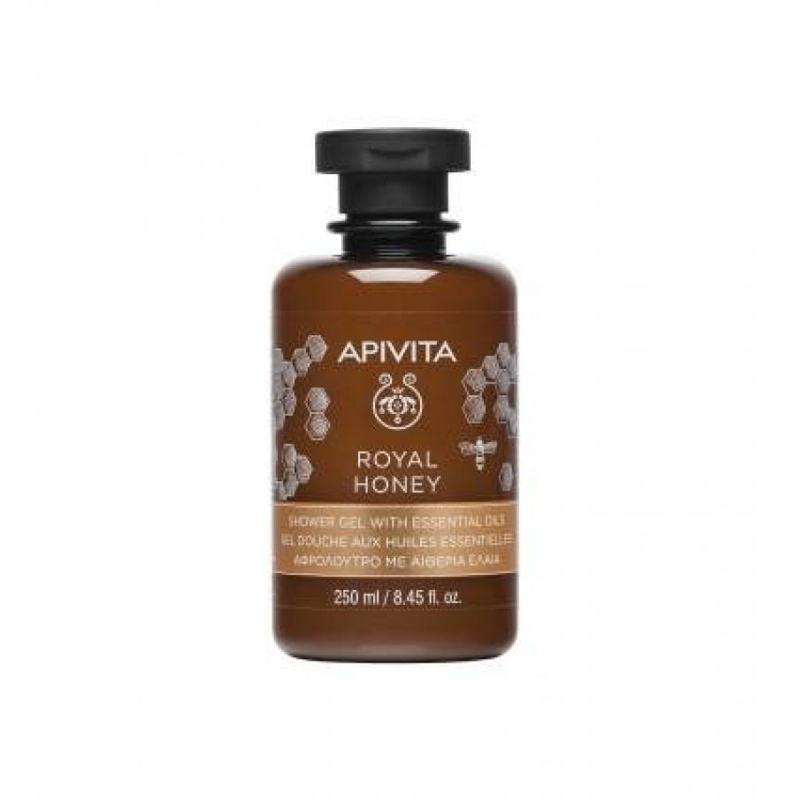 Apivita Honey Shower Gel 250ml