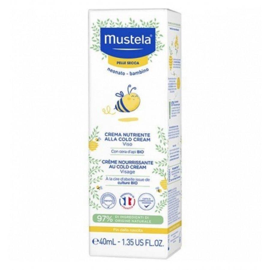 Mustela Crema Viso Nutriente Cold Cream 40ml