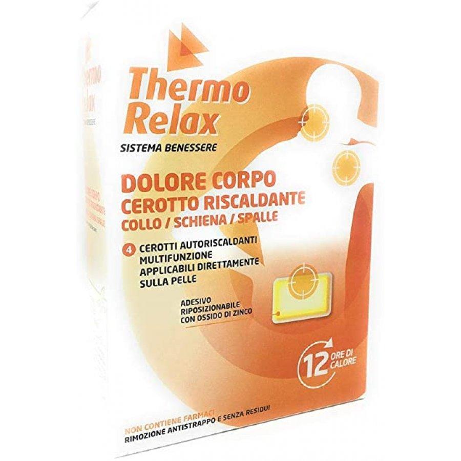Thermorelax Cerotto Corpo
