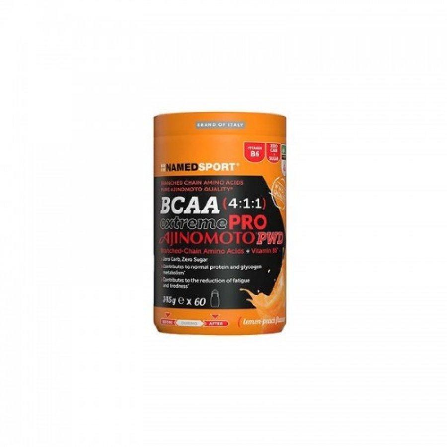 Named Bcaa 4:1:1 Extremepro Powder Orange 300 G