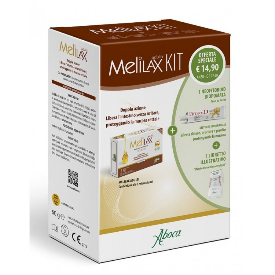 Melilax Adulti Kit