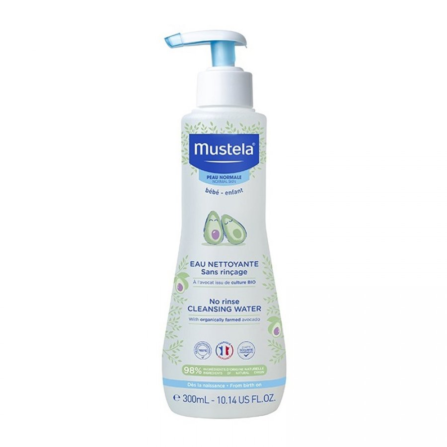 Mustela Fluido Detergente Senza Risciacquo 300ml