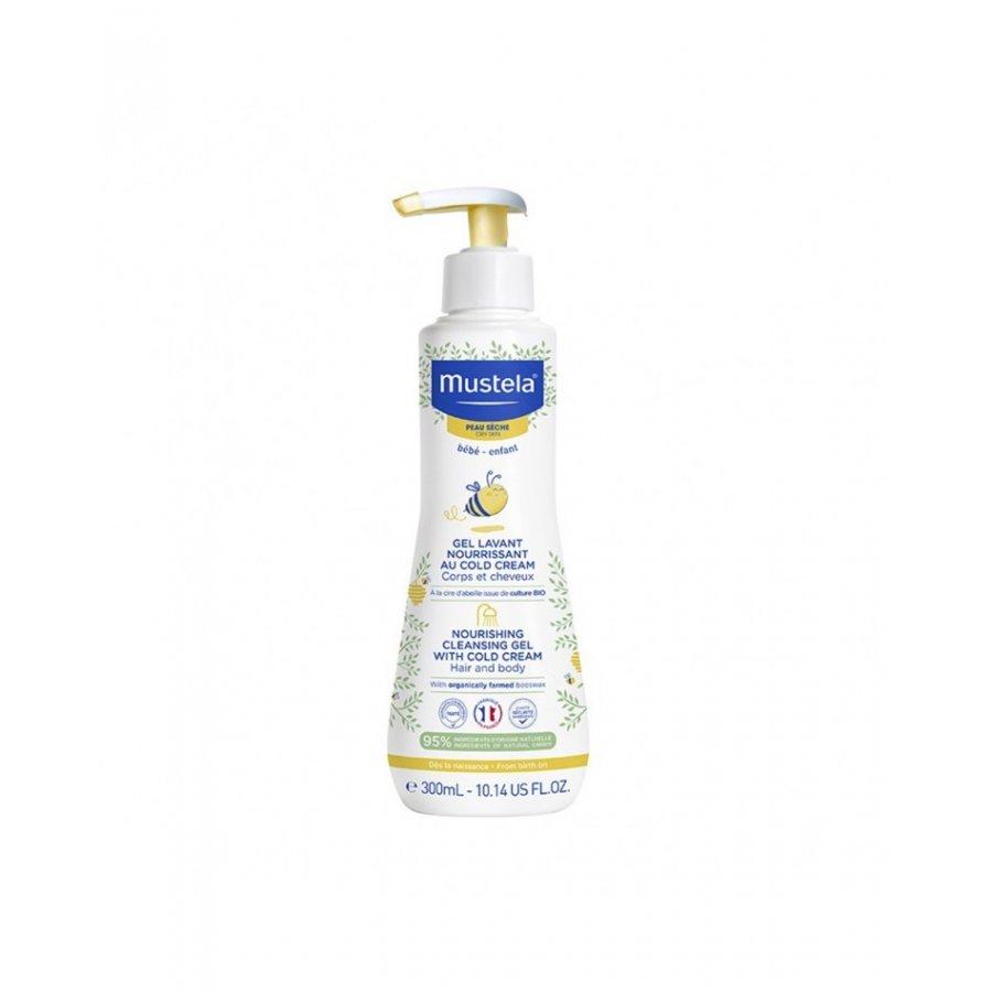 Mustela Detergente Nutriente Cold Cream 300ml