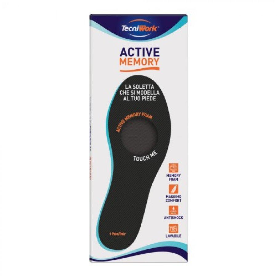 ACTIVE Memory Soletta 39 1paio