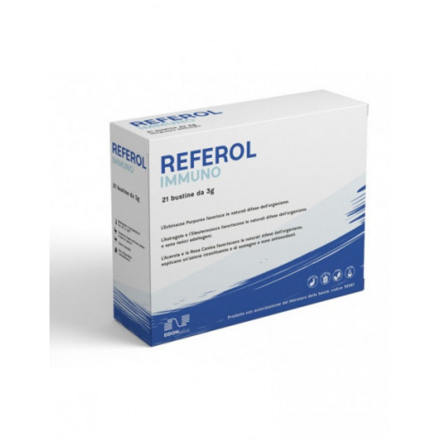 Eidon Salus - Referol Immuno 21 bustine