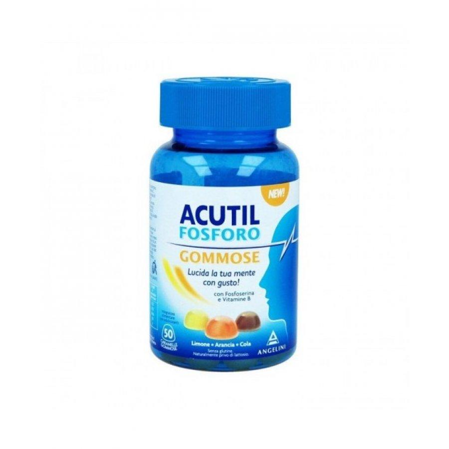 Acutil Fosforo - 50 Caramelle Gommose
