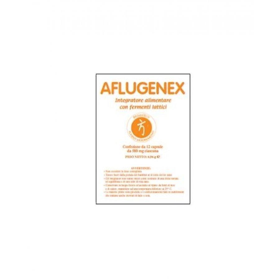 AFLUGENEX INTEG 12CPAPSULE