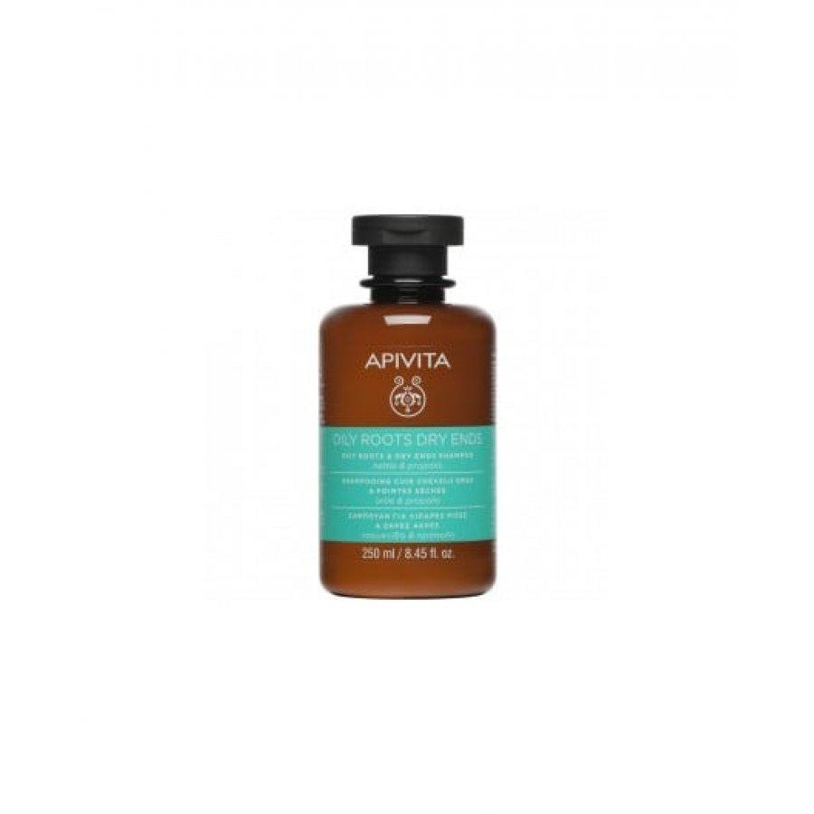 Apivita Shampoo Oil Roots 250ml