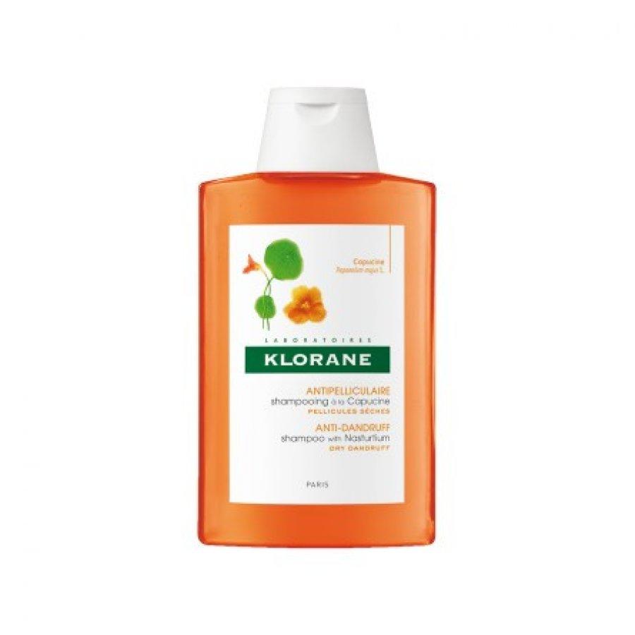 Klorane -Shampoo Trattante Anti- Forfora E Riflessante Alla Cappuccina 200 Ml