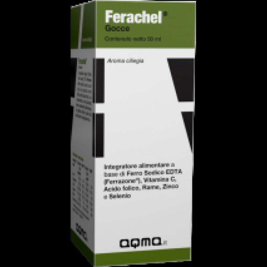 FERACHEL GOCCE 50ML