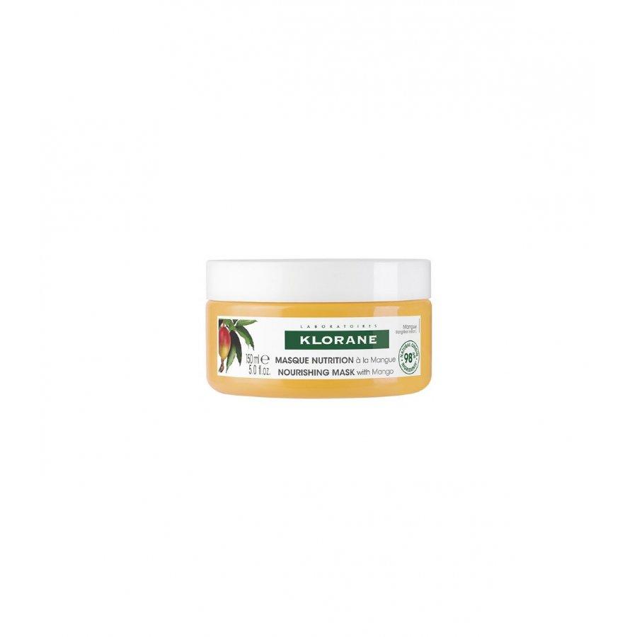 Klorane - Maschera Burro Mango 150 ml