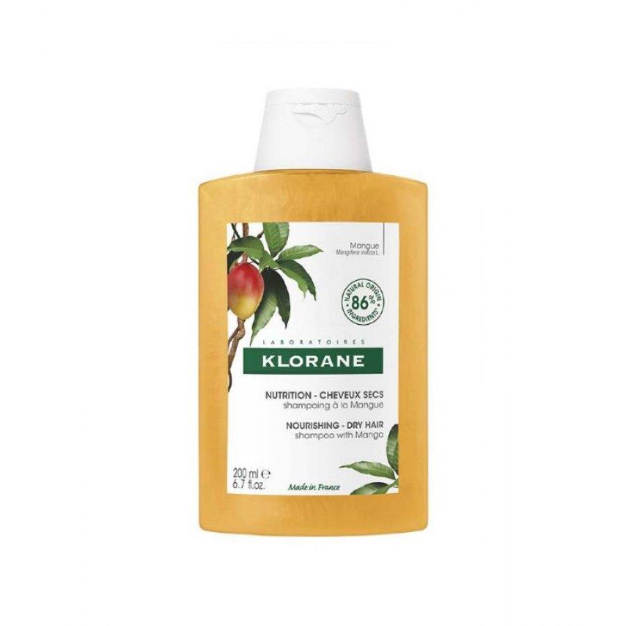 Klorane - ShampooAl Burro di Mango 200ml
