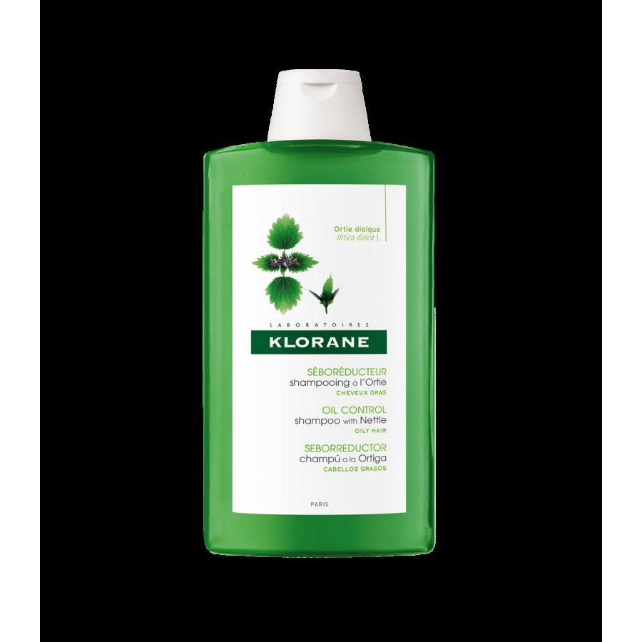 Klorane - ShampooAll'Ortica 400 ml
