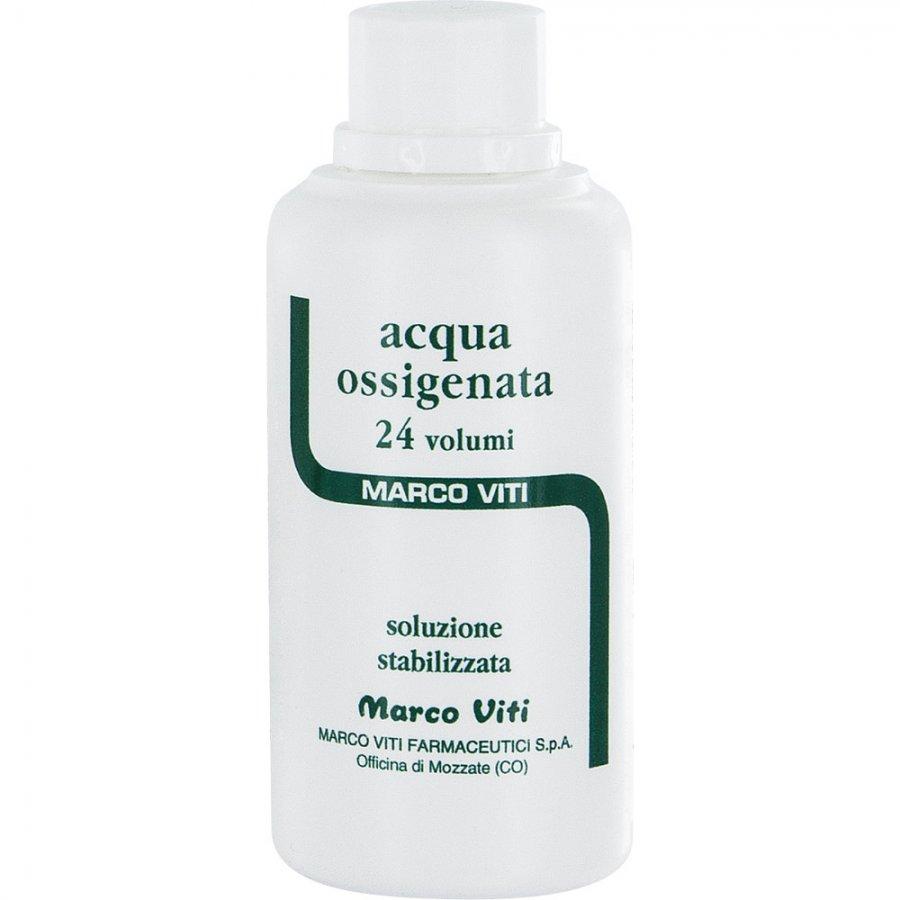 Acqua Ossigenata - 24 Vol - 100ml