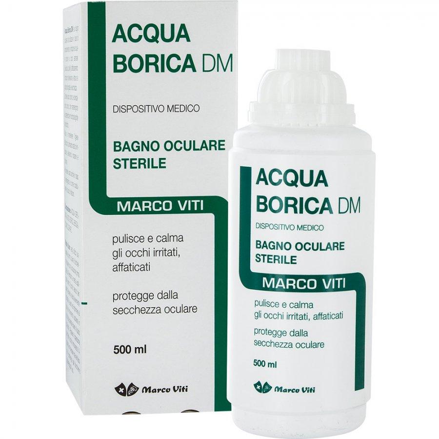 Acqua Borica - Bagno Oculare - 500ml