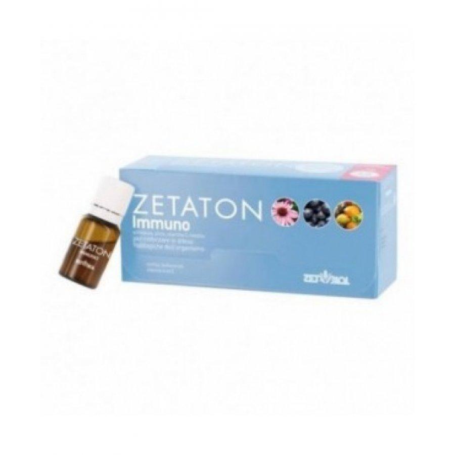 ZETATON IMMUNO 12FLL 10ML N/F