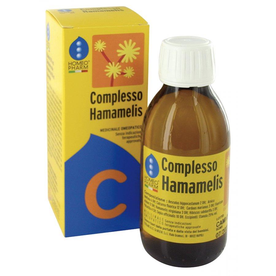 HAMAMELIS Comp.Gtt 150ml HOMEO