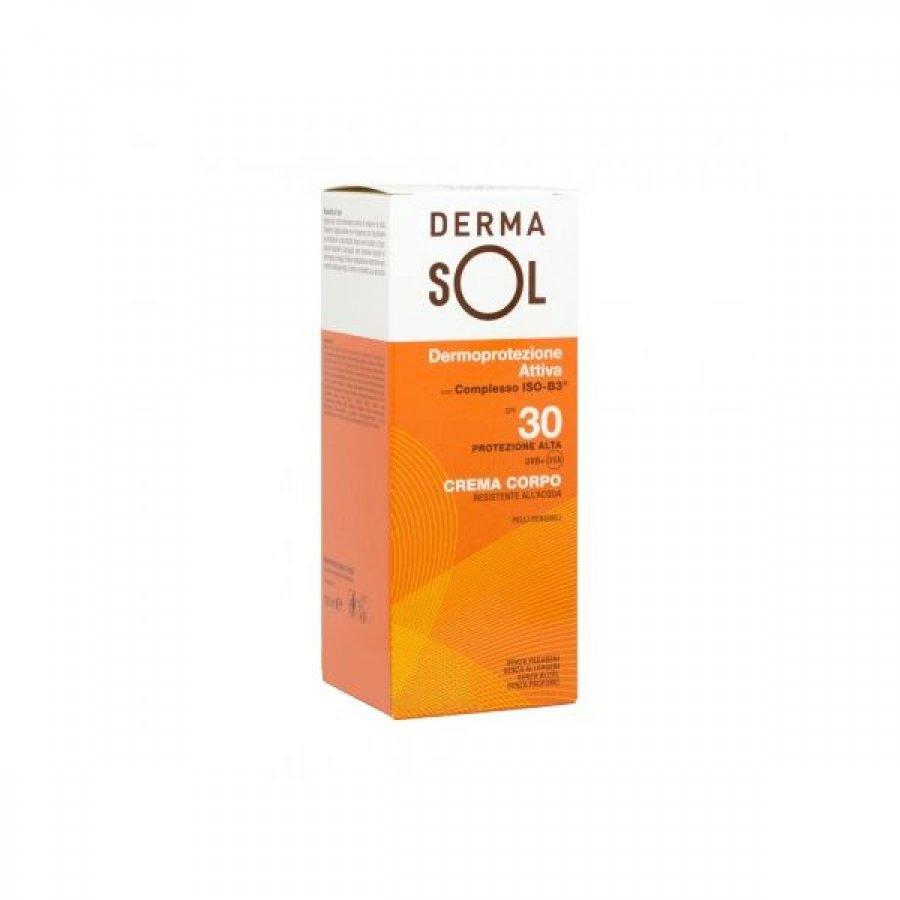 MEDA PHARMA SPA Dermasol Crema Solare Corpo SPF 20 Protezione Media 100 ml
