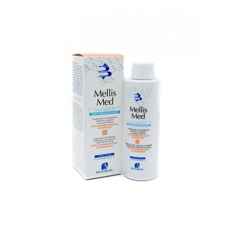 Biogena MellisMed shampoo 125 ml