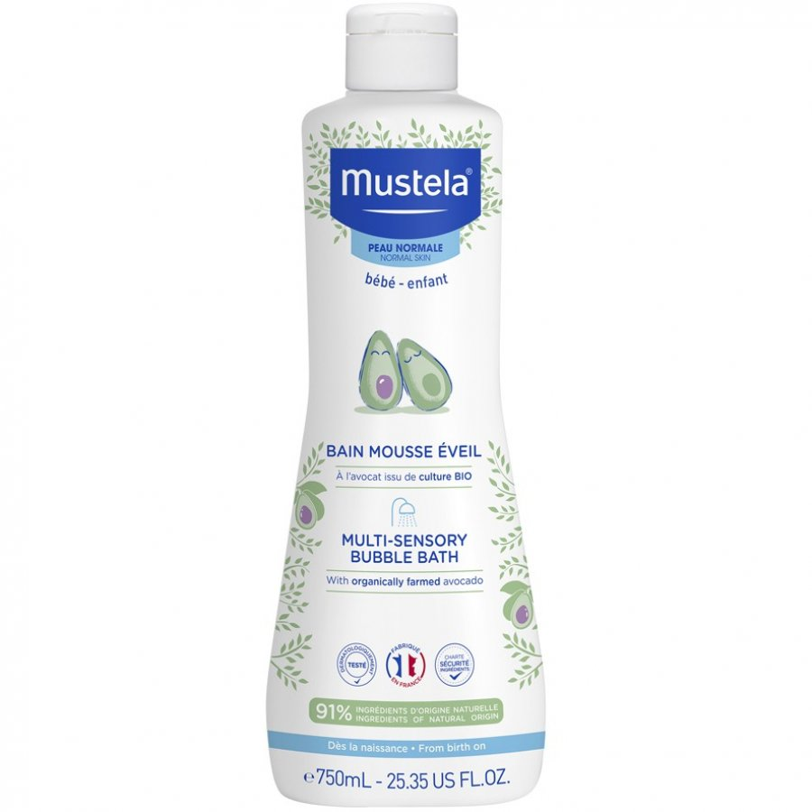 Mustela Bagno Mille Bolle 750ml