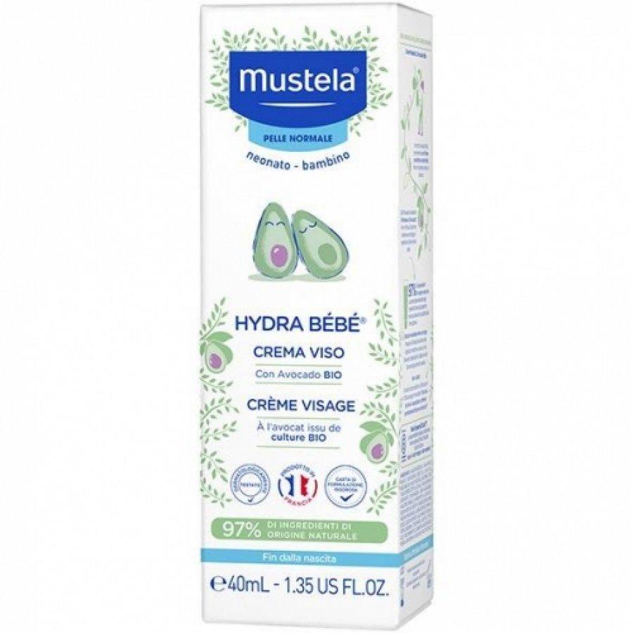 Mustela Hydra BèBè - Crema Viso 40ml