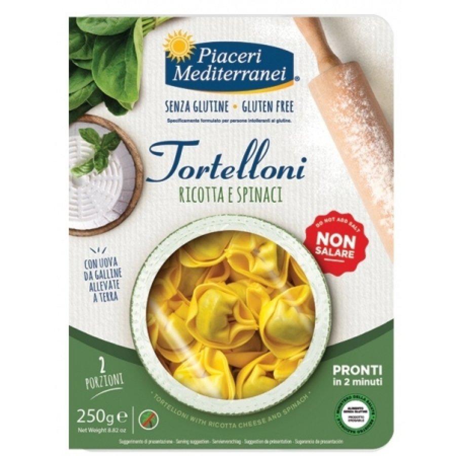 PIACERI MED.Tortelloni Ricotta/Sp.