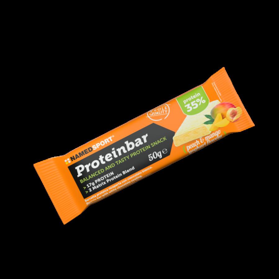 Proteinbar Peach&mango 50g