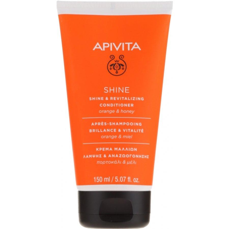 Apivita  Shine&revital Conditioner Orange/honey 150ml