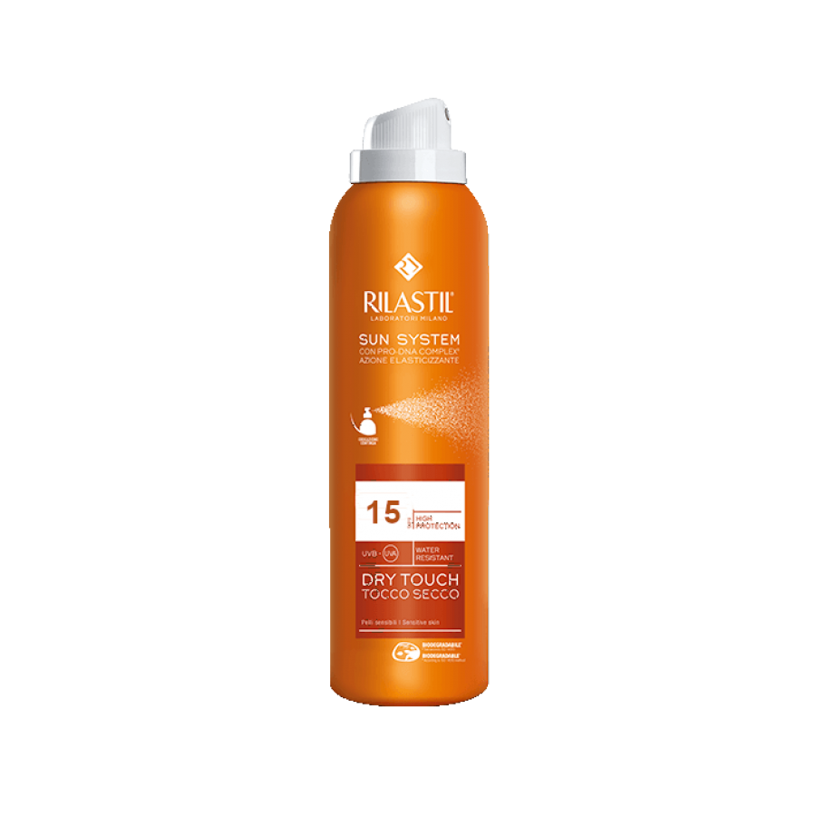 Rilastil Sun Sys Dry Tou Spf15