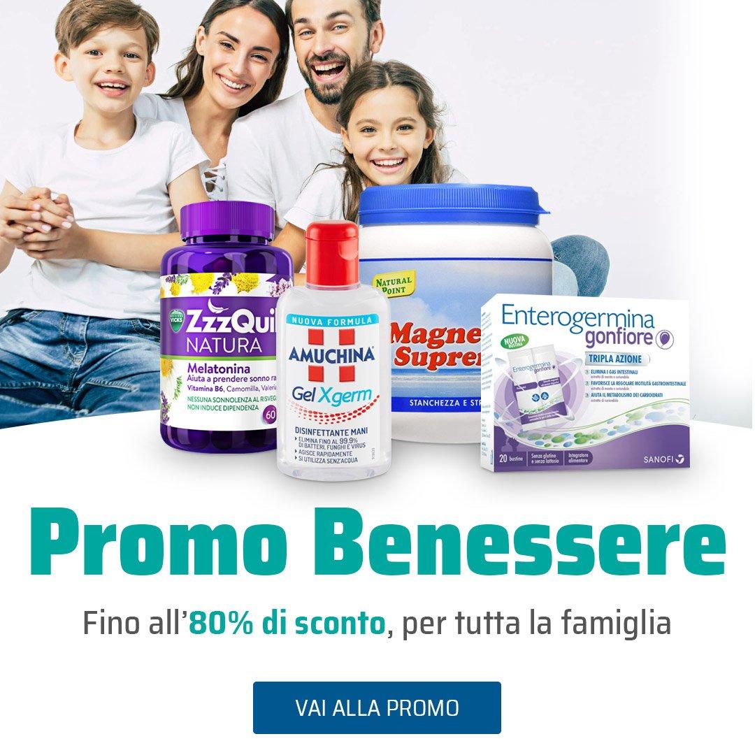 Promo Benessere