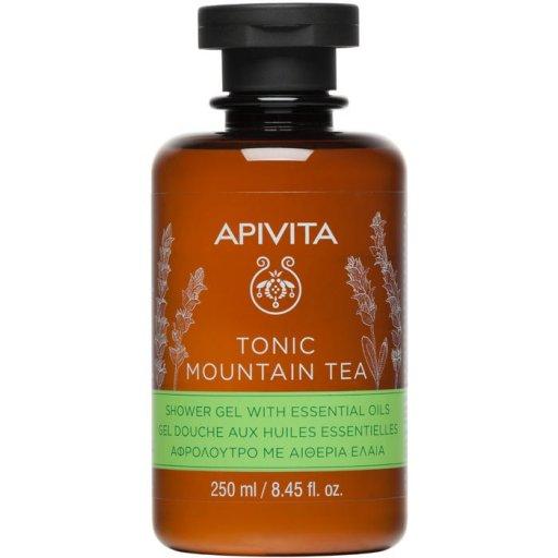 Apivita  - el Doccia Detergente Tè Di Montagna - 250ml