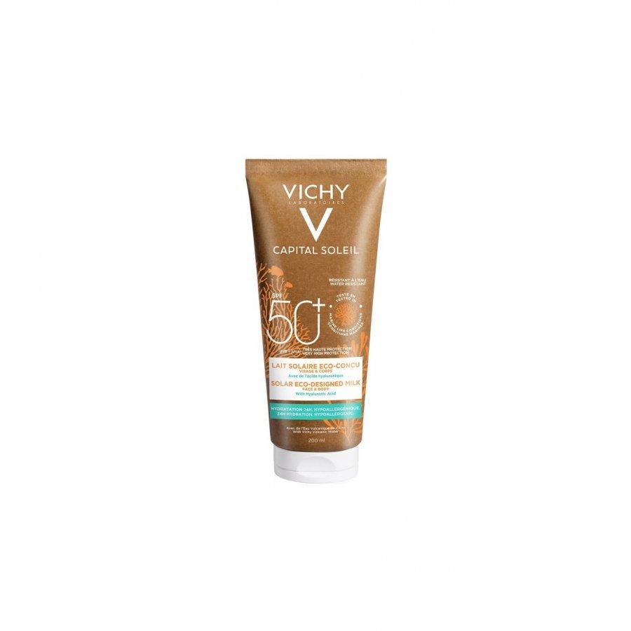 Capital Latte Solare Eco-so50+