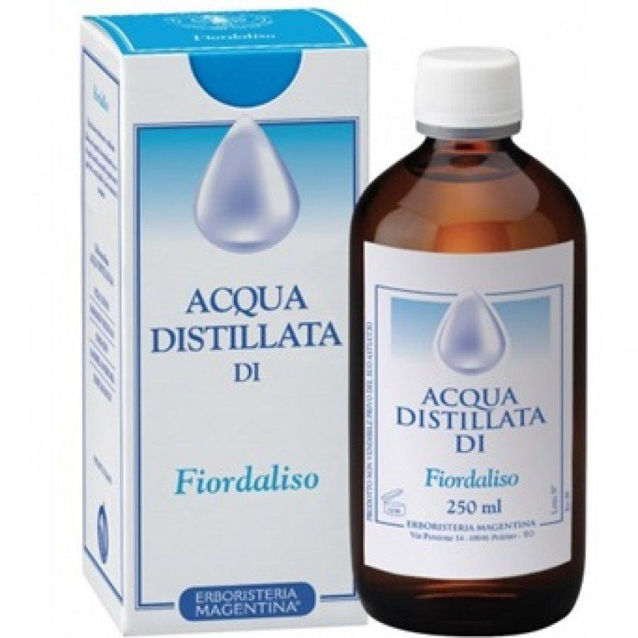 FIORDALISO Acqua Distill.250ml