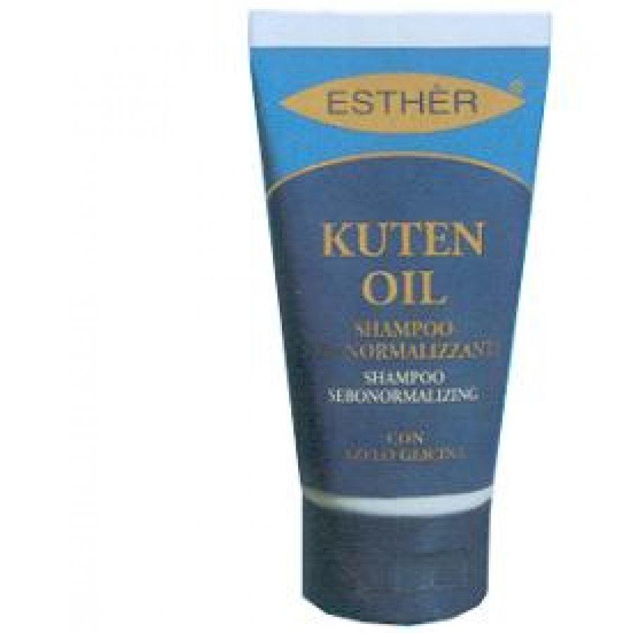Difa cooper - Kuten Oil Shampoo Sebonormalizzante