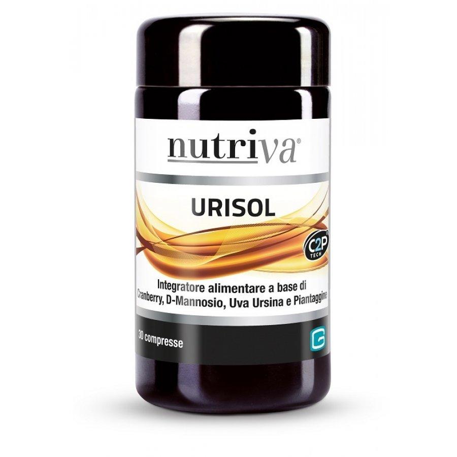 Cabassi & Giuriati Nutriva Urisol 30 Compresse