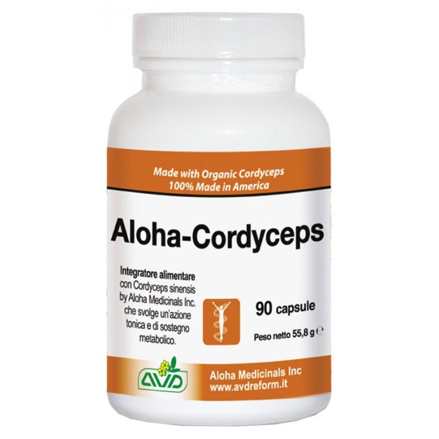 A.v.d. Reform - Aloha-Cordycpeps 90 compresse