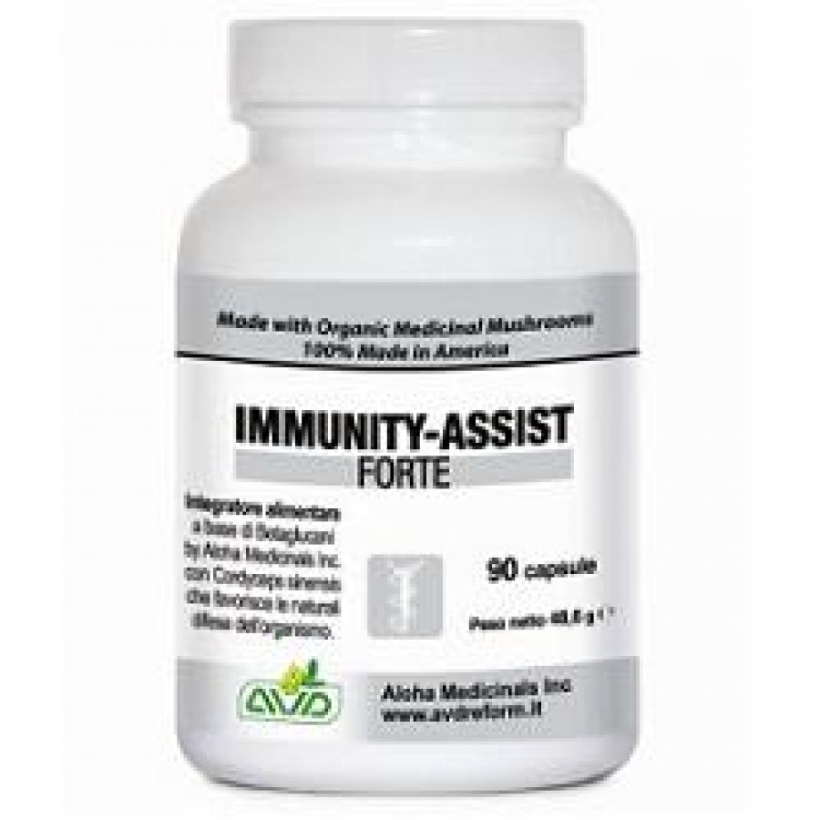 A.v.d. Reform - Immunity Assist Forte 90 capsule