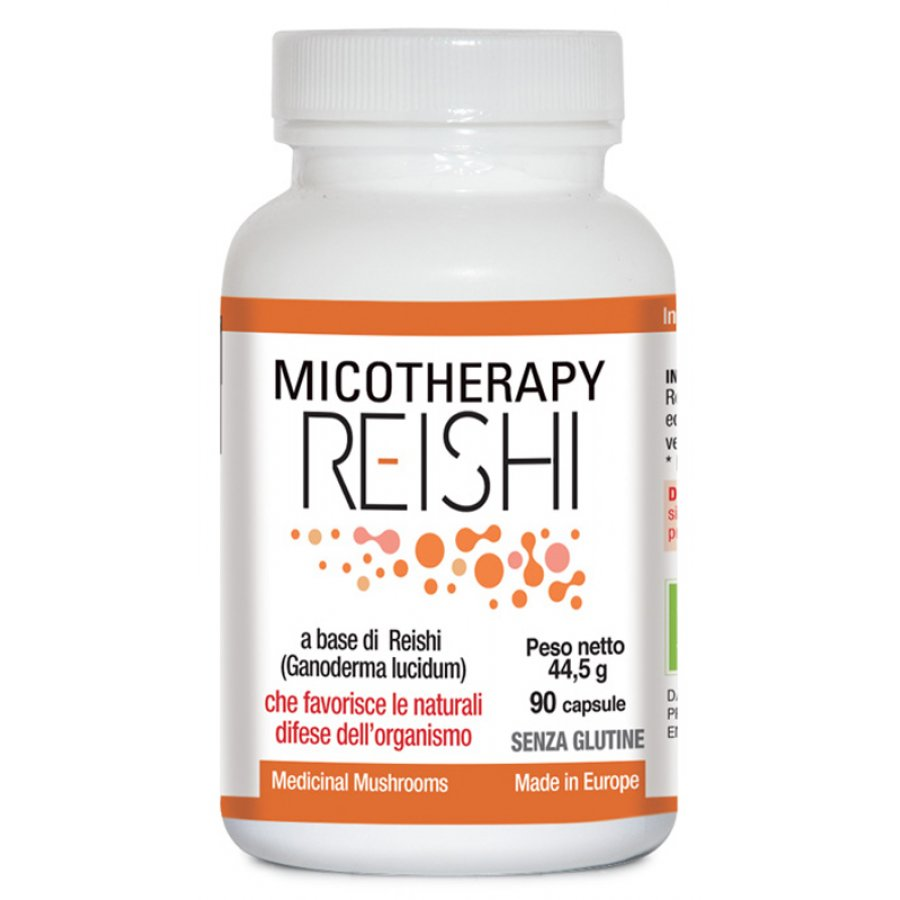 A.v.d. Reform Micoteraphy Reishi 90 capsule